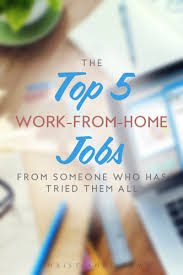 Graphic Design Jobs From Home The Top 5 Work From Home Jobs From Someone Who Has Tried Them All