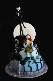 nightmare before christmas cake decorations nightmare before christmas cake by kayleymackay on deviantart