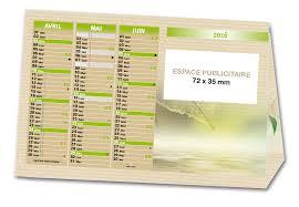 calendrier de bureau photo calendrier chevalet de bureau iles 2017 chevalets de bureau
