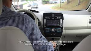 nissan leaf electric car range juicecar u0027s nissan leaf maximizing range youtube