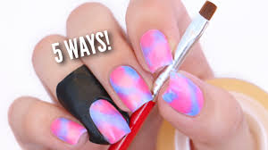 5 ways to clean up your nails perfectly youtube