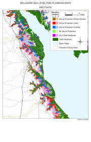 Florida Wetlands Map by Sea Level Rise Planning Maps Likelihood Of Shore Protection In