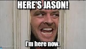 Meme Jason - here s jason here s johnny meme on memegen