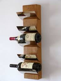 20 ways to modern wine racks wall