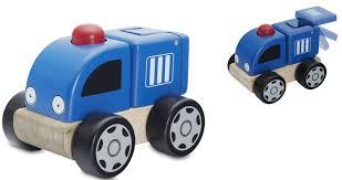 police car toy wonderworld baby police car decades of toys