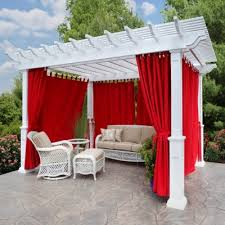 pergola curtains design ideas pictures youtube outdoor curtains