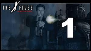 the x files resist or serve mulder part 1 youtube