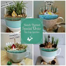 popular items for fairy garden fairies on etsy theme tea cup