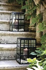 lanterne de sol en papier lanterne jardin 47 idées déco de jardin avec des lanternes