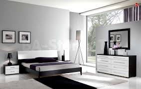 Modern Designer Bedroom Furniture Bedroom Compact Contemporary Bedroom Decor Painted Wood Table