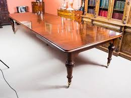 Victorian Dining Room Furniture Antique Victorian Dining Table And 14 Chairs Circa 1850 At 1stdibs