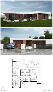 Modern Floor Plans Modern 240 M2 House Designed By Ng Architects Modern