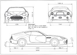 aston martin db7 zagato aston martin db7 zagato blueprint download free blueprint for 3d
