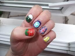 nail art u2013 wimbledon 2013 u2013 varnishes i like