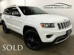 jeep grand cherokee limited 2014 2014 jeep grand cherokee limited in arlington heights il dream