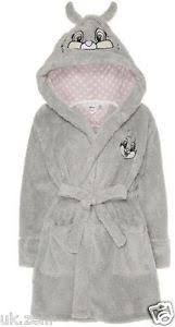 primark looney tunes disney thumper bath robe dressing gown
