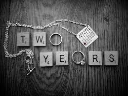 2 year wedding anniversary 2 years second wedding anniversary 11 11 12 2nd anniversary