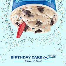 44 best blizzards of the month images on pinterest icecream