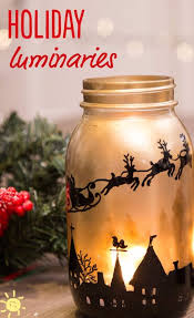 Decorated Jars For Christmas Best 25 Mason Jar Candle Holders Ideas On Pinterest Jar Candle