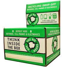 household batteries u2013 the big green box