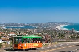 Trolley Map San Diego by Old Town Trolley Tour From San Diego To La Jolla