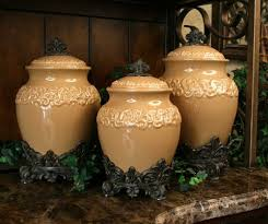 tuscan kitchen canisters tuscan kitchen canisters great accessories all about home design