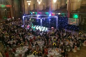 Christmas Parties Leicester Live Event Production At St Georges Hall Liverpool By Premier