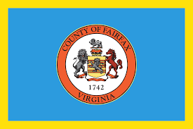 Hatis Flag File Flag Of Fairfax County Virginia Svg Wikimedia Commons