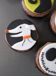 nightmare before christmas cupcake toppers vegan chow delicious vegan recipes meal ideasvegan chow