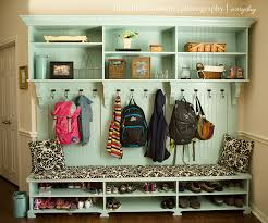 i scoured pinterest for months looking for mudroom inspiration
