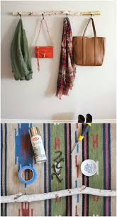 13 creative diy coat rack ideas style motivation