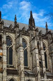 flying buttress the cathedral church of st john the divine karen johnson a