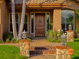 Wide Exterior Doors by Rustic Entry Doors U2013 Fiberglass Todays Entry Doors