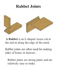 Woodworking Joints For Drawers by Wood Joints Items To Consider When Choosing A Wood Joint Ppt