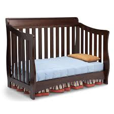 Delta Canton 4 In 1 Convertible Crib Espresso Cherry by Crib For Life Toddler Bed Instructions Baby Crib Design Inspiration