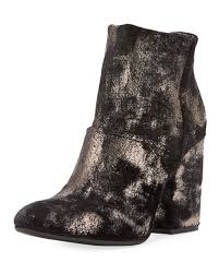 womens boots grey leather s boots booties at neiman last call