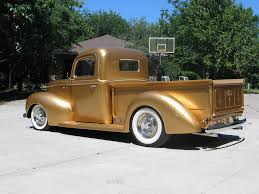 Classic Ford Truck 1940 - 1940 ford pickup of george poteet by fastlane rod shop rear and