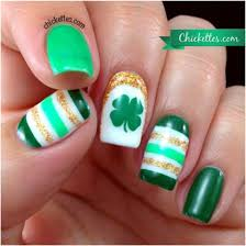 31 glam st patrick u0027s day nail designs nail design ideaz