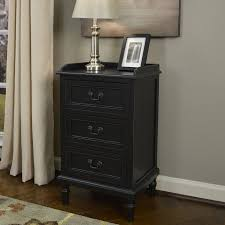 3 drawer accent table better homes and gardens traditional 3 drawer accent table multiple
