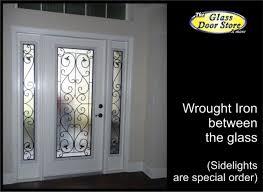 Glass Exterior Door Hurricane Impact Glass Doors For Ta Florida Hurricane Protection