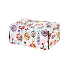 small ornaments decorative shipping boxes 6 pack