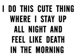 Insomnia Meme - and waaay to often sleep the eternal quest pinterest