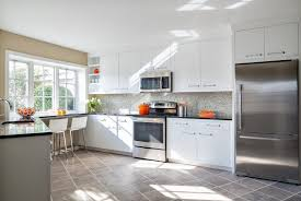 white cabinets with black countertops and appliances 55 gorgeous kitchens with stainless steel appliances photos