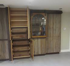rustic pantry cabinet custom kitchen cabinets rustic 1 jp3