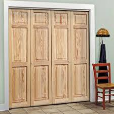 Pine Bifold Closet Doors Prices Start At 345 Per Installed Door Products I