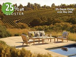 Patio Furniture Warehouse by Amazing Patio Furniture Warehouse And Gloster Sale Authenteak