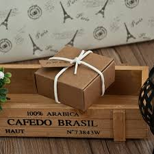 personalized wedding favor boxes rustic simple wedding favor boxes with personalized tags ewfb101