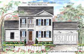 luxury house plans with pictures auburn ii house plan house plans by garrell associates inc
