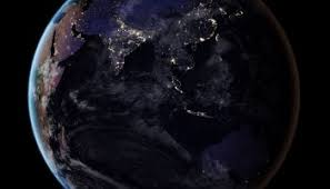 Solar System Night Light 5 Incredible Wallpapers Of Earth At Night From A Nasa Satellite