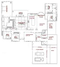 home design for u appealing house plus middle home design for u shaped house plans